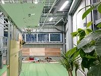 研修センター実習スペース